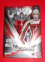 Ultraman Ultra Seven Bandai Tamashii Nations Ultra-act Action Figure Ships Free