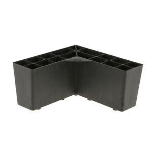 Wondrous Details About Plastic Sofa Legs Furniture Replacement Parts Anti Damp Plinth Feet Holder Home Interior And Landscaping Eliaenasavecom