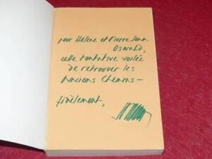BIBL-H-amp-P-J-OSWALD-JEAN-PARVULESCO-SPIRALE-PROPHETIQUE-Envoi-signe-1987