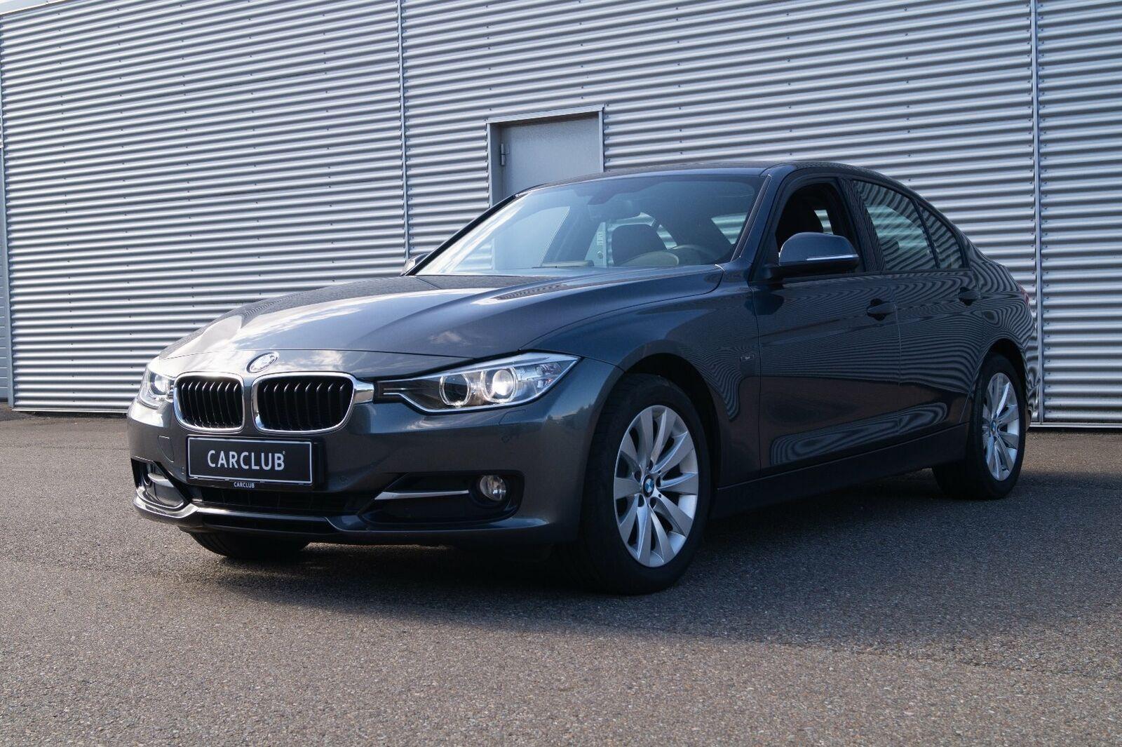 BMW 318d 2,0 aut. 4d - 189.900 kr.