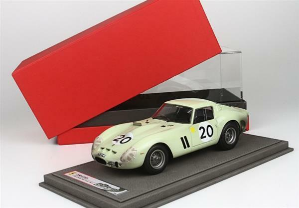 Ferrari 250 GTO  Le Mans 1962 by In 1 18 BBR1809DA