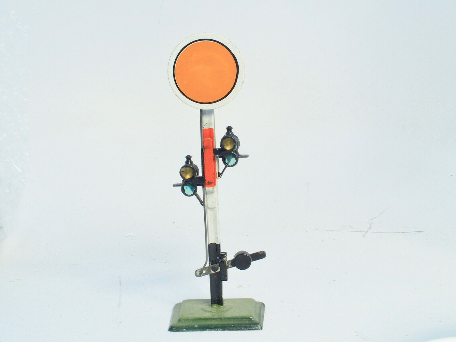 Marklin Gauge I, Scale 1 32 Antique Distant Signal 178 mm tall