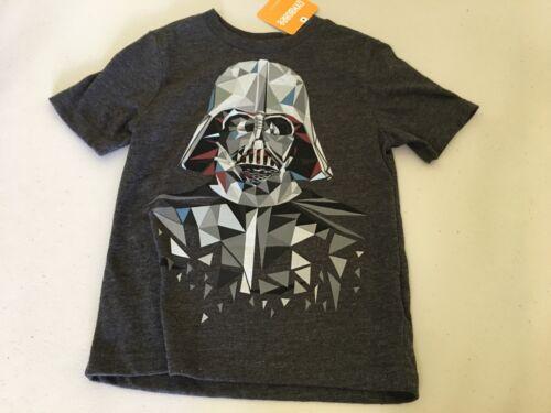 NWT Gymboree Star Wars T Shirt Darth Vader Tee Boy 2T,3T,4