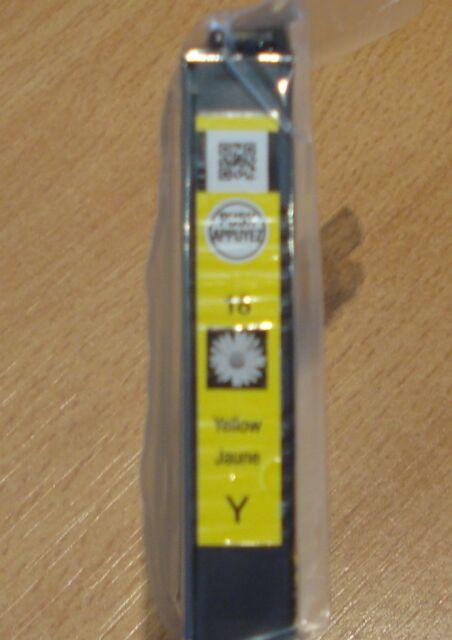 Epson T1804 Yellow Genuine Original Ink Cartridge C13T18044010