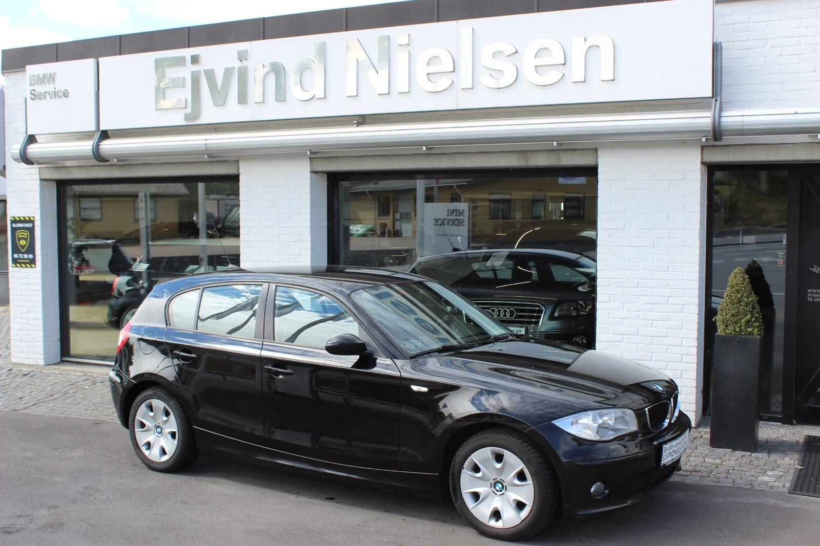 BMW 116i 1,6 Advantage 5d - 74.900 kr.