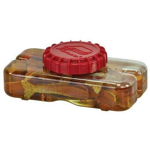 Grabber Plano 465100 Liqua Container Storage Fishing Fishing Bait Bottle Kit