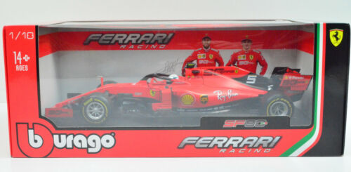 Ferrari SF90 #5 Sebastian Vettel 2019 Maßstab 1:18 von Bburago