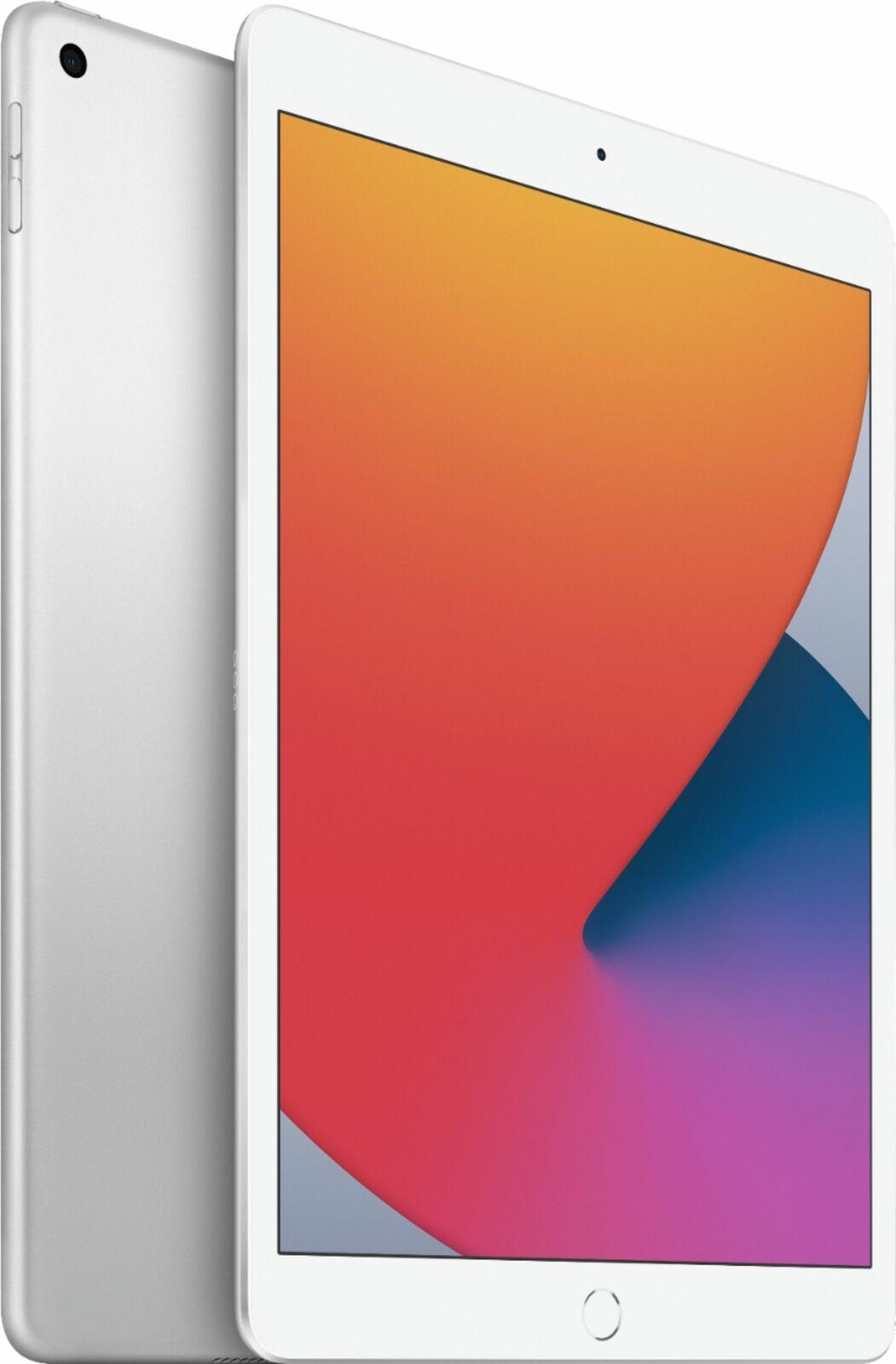Apple iPad 8th Gen [Latest Model] WiFi 10.2