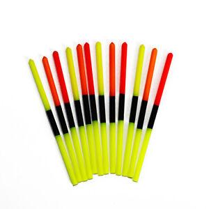 Couleur-de-Split-creux-Hi-Viz-conseils-petites-alesage-Pole-Float-making