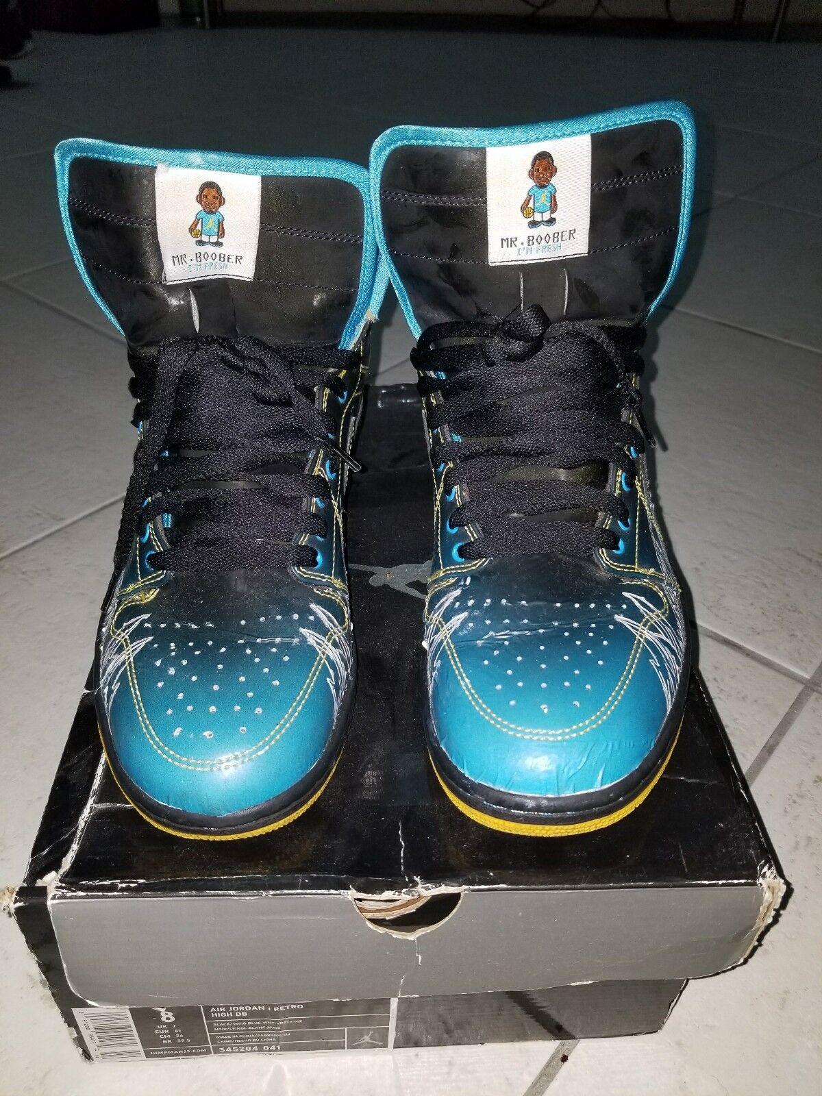 Nike air jordan 1 '8 doernbecher alto db