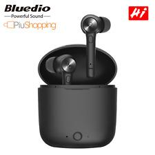 Bluedio Hi Écouteurs Bluetooth 5.0 Tws Sport Wireless Micro IPHONE Samsung