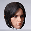 "Custom Felicity JONES 1//6 Head Sculpt Star Wars The erso pour 12/"" figure féminine"