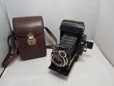 ZEISS IKON Super Ikonta 530/2 Camera Carl Zeiss Jena Tessar Lens + Leather Case