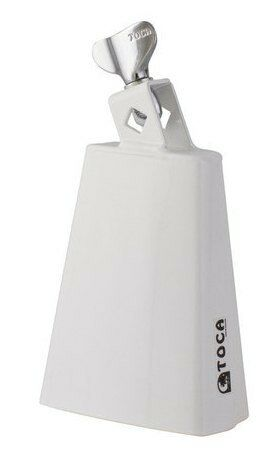 Toca 4424-T Cowbell Cha Cha Bell High White