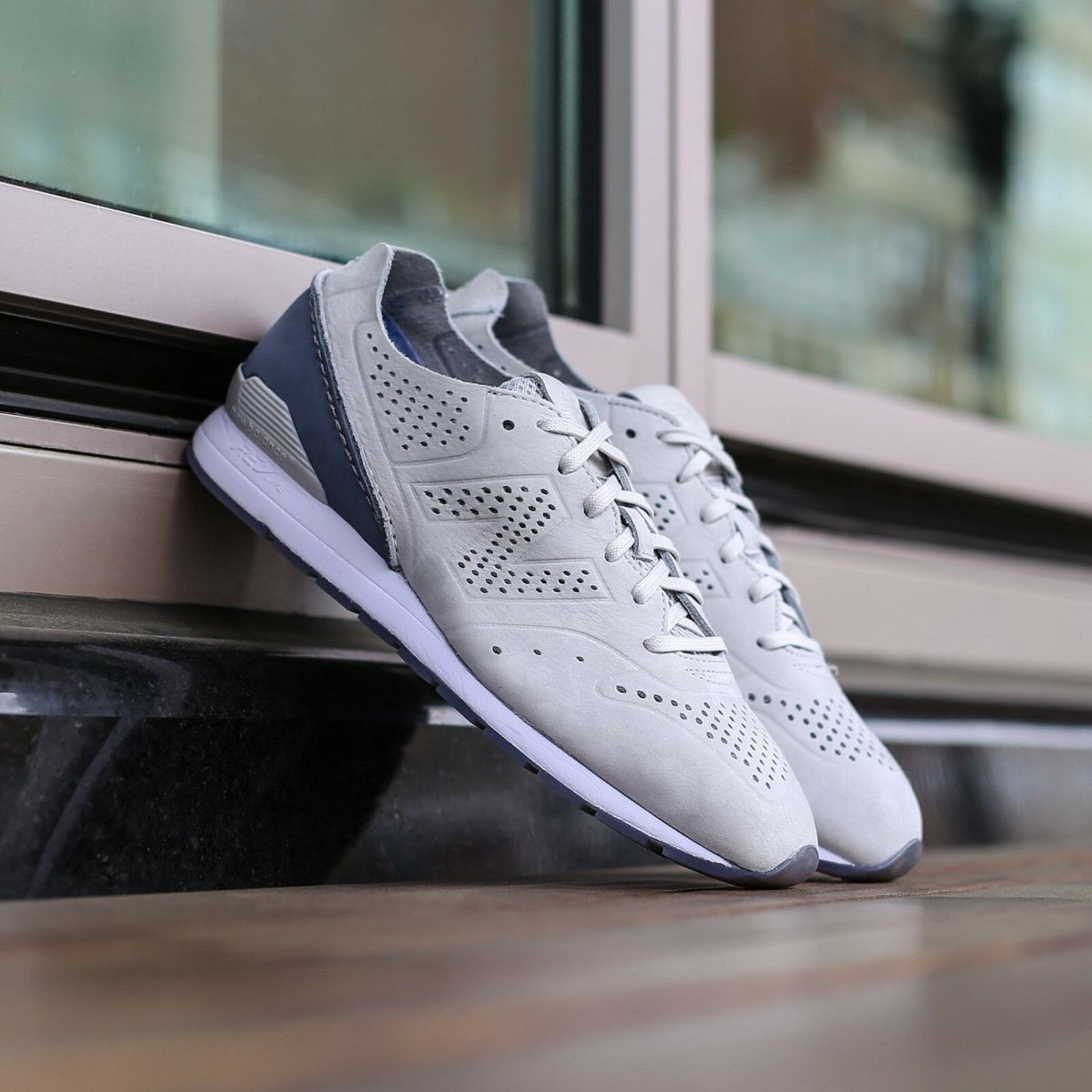 New Balance 696 Deconstructed 'Summer Utility scarpe da ginnastica ginnastica ginnastica grigio Dimensione 8 Retail  130 f55423