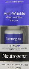Neutrogena Ageless intensives deep wrinkle skin serum - 1 oz