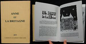 C-ANNE-ET-LA-BRETAGNE-1977-Cahiers-de-l-039-Academie-de-Bretagne