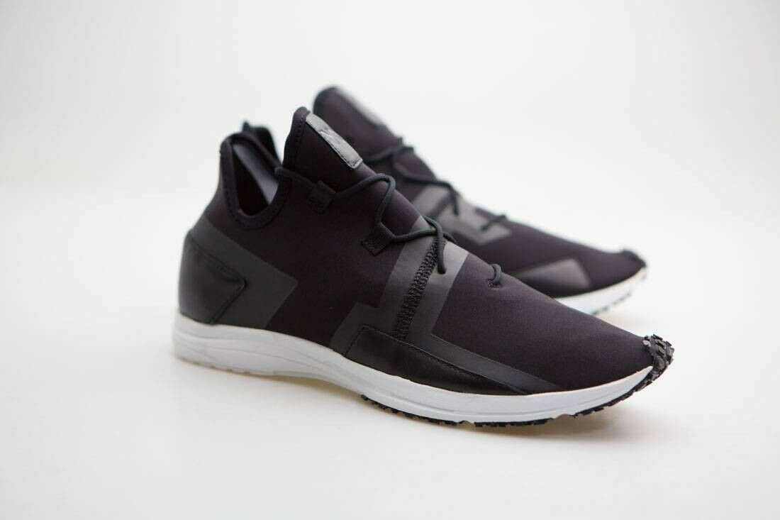 Adidas Y-3 Men Arc RC black core black crystal white S77212