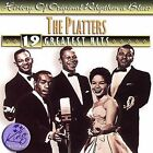 19 Greatest Hits by The Platters (CD, Sep-2005, King)
