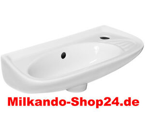 sp lstein design waschbecken modul keramik handwaschbecken g ste wc bade zimmer ebay. Black Bedroom Furniture Sets. Home Design Ideas