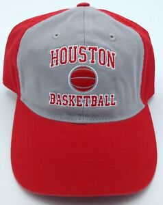 brand new c3d5d da0f8 Image is loading NBA-Houston-Rockets-NBA-Elevation-Adult-Slouch-Adjustable-