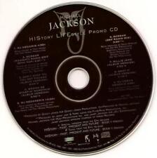 Michael Jackson: HIStory LIFEstyle PROMO MUSIC AUDIO CD ESK 7190 Megamix Edits 9