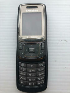 Samsung SGH-T239 Grey Cell Phone T-Mobile ASIS - Fast Shipping!