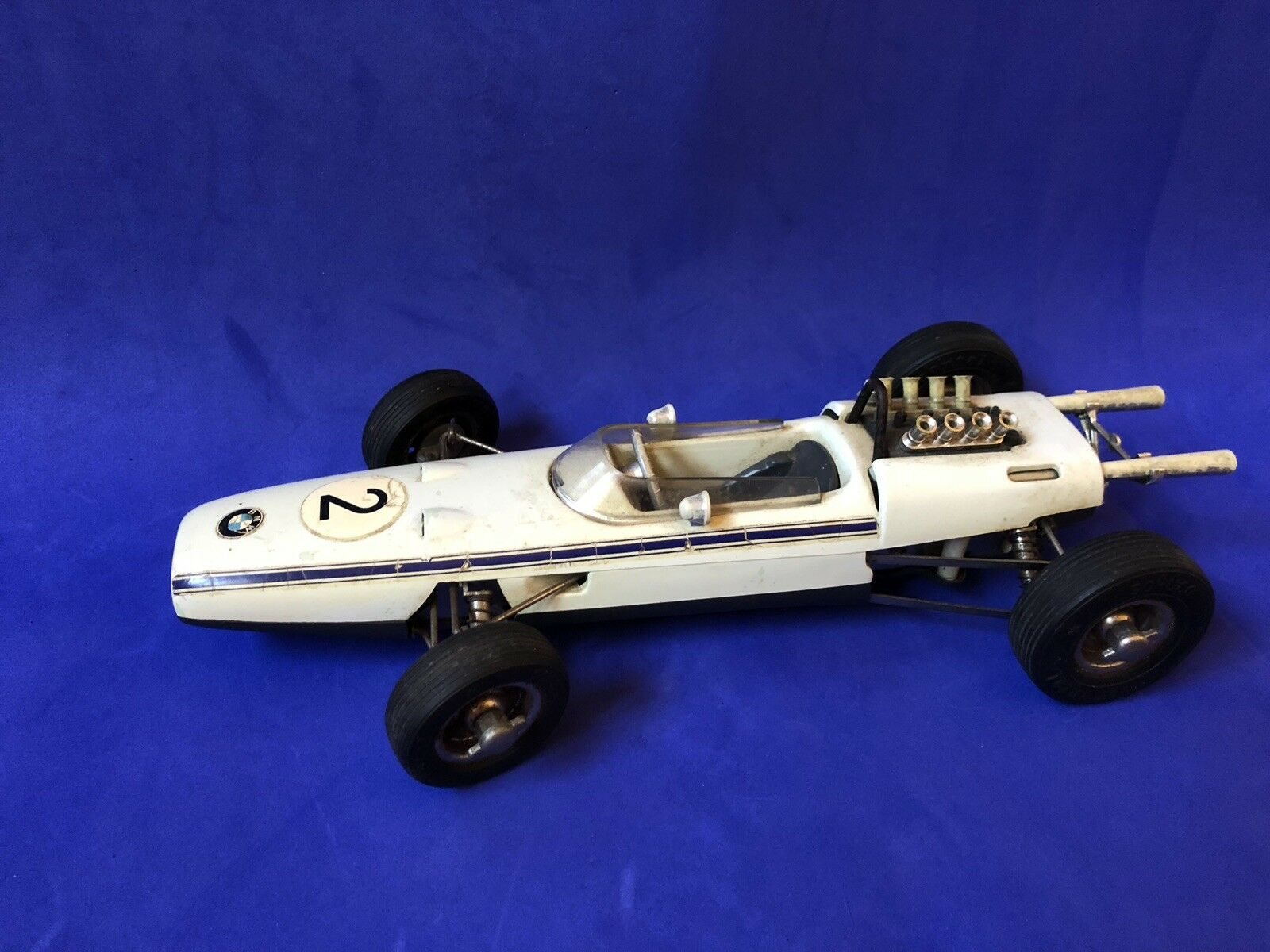 schuco 1072 BMW Formula 2