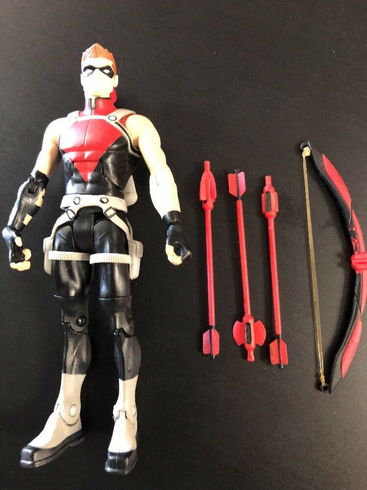 DC Comics Young Justice ROT Arrow Action Action Arrow Figure Weapons 3e59e1