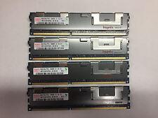 32GB (4x8GB) Hynix PC3-10600R DDR3 1333MHz ECC Reg RAM - Server Arbeitsspeicher