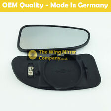 Left Side Covex Wing Mirror Glass For Fiat Ducato  Fits To Reg 2006 To 2017
