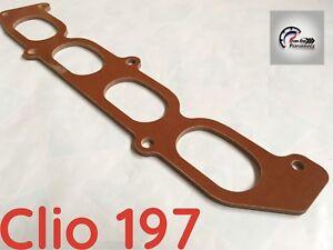 Kit-de-Espaciador-fenolicos-reducir-la-ingesta-Temps-Renault-Clio-Sport-MK3-197-F4R