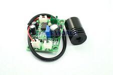 12V LED 100mw 405nm Blue/Violet Industrial Light Laser Dot Module w/TTL 18x25mm