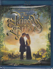 The Princess Bride (Blu-ray Disc, 2012, 25th Anniversary Edition) New
