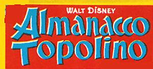 ALMANACCO-TOPOLINO-1972-annata-completa