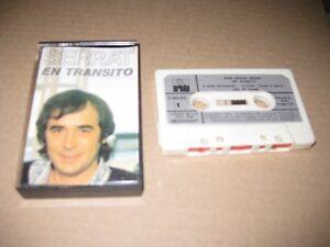 Joan-Manuel-Serrat-Spanish-Cassette-IN-Transit
