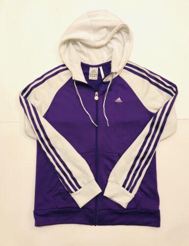 S Felpa Donna Tuta Jacket Adidas Vintage Anni Taglia Qt8tu 90 7gw67Sxq