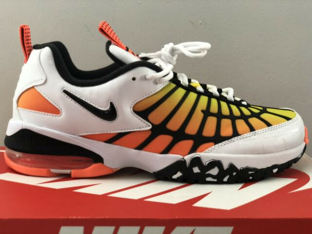 another chance 0af9a 1e791 2016 Nike Air Max 120 HYPER Orange White 819857-100 Retro Running 10.5
