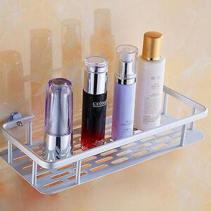 Image Is Loading No Drilling Bathroom Shelf Shower Caddy Shelf Rack