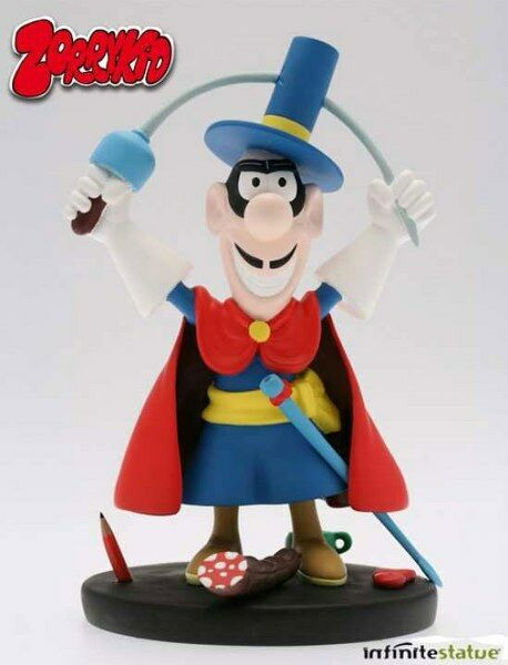 Zorry Kid - Jacovitti Limited Edition Resin Statue INFINITE STATUE
