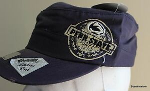 d1837a2193b0f Penn State Ball Cap Hat Adjustable embroidered NCAA College Nittany ...