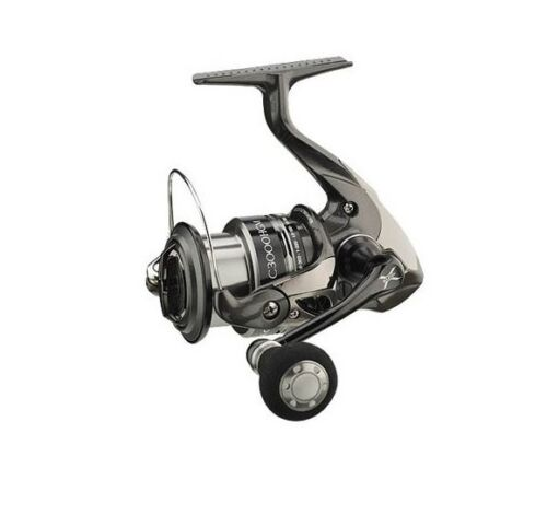 Shimano EXSENCE CI4 C3000HGM Spinnrolle Frontbremsrolle Sehr Leicht
