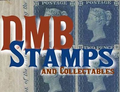 DMB Stamps and Postal Collectables