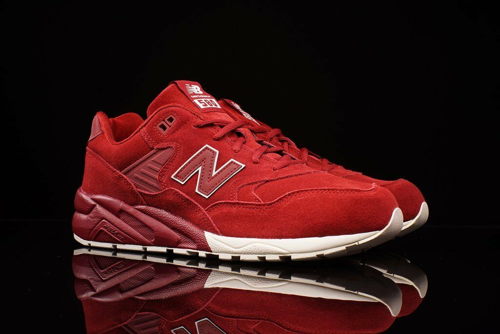 NEW New Balance Men's shoes MRT580BR 90's Running 580 Maroon Cream LIFESTYLE