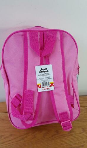 DISNEY OFFICIAL KIDS CHILDRENS TODDLERS CHARACTER BACKPACK School Lunchbag