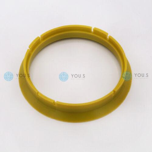 asa 1 x anilla anillo distanciador para llantas de aluminio r20 72,5-66,6 mm alloytec