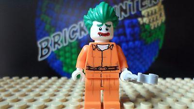 LEGO 71017 MINIFIGURES THE LEGO BATMAN #8 Arkham Asylum Joker