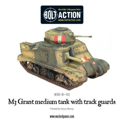 BOLT ACTION Entièrement neuf dans sa boîte Britannique M3 Grant désert Occidental WGB-402411007