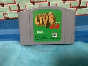 J-League-Live-64-Nintendo-64-Japan