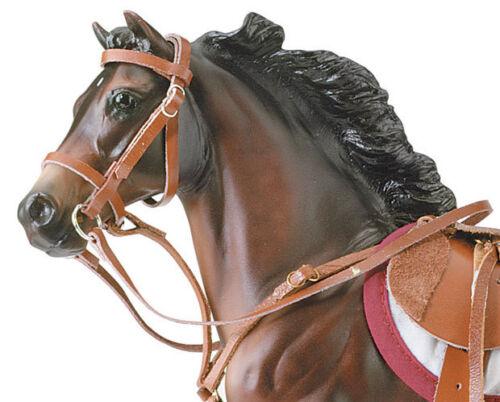 Breyer Horse Accessory Traditional HUNTER//JUMPER BRIDLE 2458